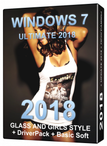 Windows Ultimate x64 +Girls Style +DriverPack