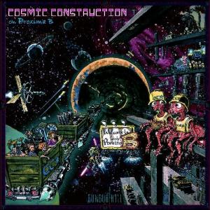 Fungus Hill - Cosmic Construction on Proxima B