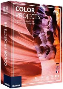 Franzis COLOR Projects 5.52.02653 RePack (& Portable) by elchupacabra [Ru/En]