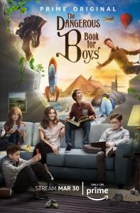 Опасная книга для мальчиков