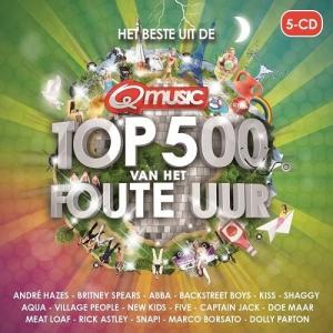 VA - Q-Music: Het Beste Uit De Top 500
