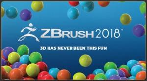 ZBrush 2018 [Multi]