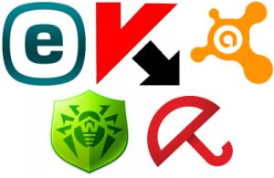 Ключи для ESET, Kaspersky, Avast, Dr.Web, Avira от 8 апреля 2018 PC