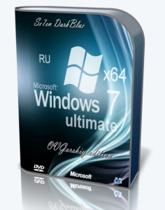 Microsoft® Windows® 7 Ultimate Ru x64 SP1 7DB by OVGorskiy® 07.2020