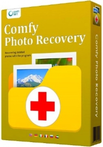 Comfy Photo Recovery 5.0 RePack (& Portable) by ZVSRus [Ru/En]