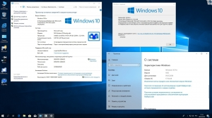 Microsoft Windows 10 Professional VL x86-x64 1803 RS4 RU by OVGorskiy 05.2018 2DVD v2
