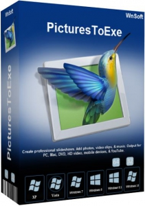 PicturesToExe Deluxe 9.0.22 RePack (& Portable) by TryRooM [Multi/Ru]