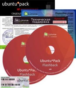 Ubuntu*Pack 16.04 Flashback (апрель 2018) [i386 + amd64] (2xDVD)