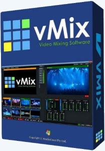 vMix Pro 20.0.0.42 [Multi/Ru]