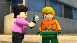 LEGO DC Comics Супер герои: Акваман - Ярость Атлантиды