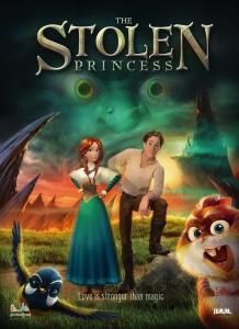 Украденная принцесса: Руслан и Людмила