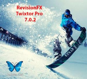 RevisionFX Twixtor Pro 7.0.2 [En]