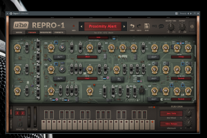 u-he - Repro-1 1.1.6794 + Repro-5 VSTi, VSTi3, AAX (x86/x64) Repack by VR [En]