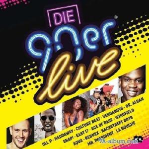 VA - Die 90er Live