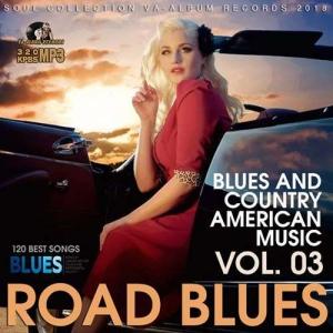 VA - Road Blues (Vol.03)