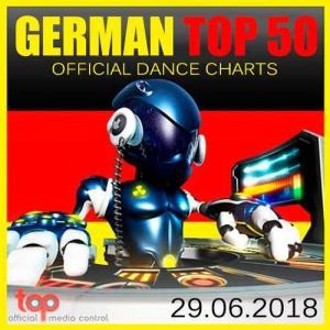 VA - German Top 50 Official Dance Charts 29.06.2018