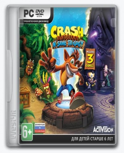 Crash Bandicoot N. Sane Trilogy (1.0) Repack xatab