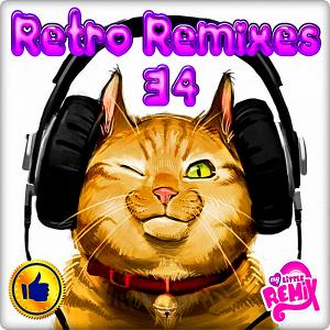 VA - Retro Remix Quality Vol.34