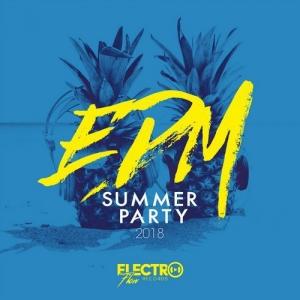 VA - EDM Summer Party 2018