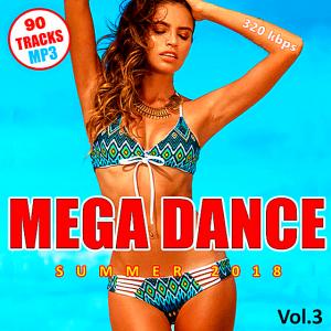VA - Mega Dance Summer Vol.3