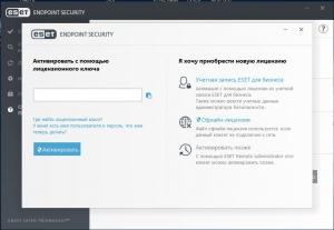 ESET Endpoint Antivirus / ESET Endpoint Security 6.6.2078.5 RePack by KpoJIuK [Multi/Ru]