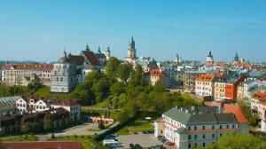 Всемирное природное наследие. Люблин, Польша - Города мира