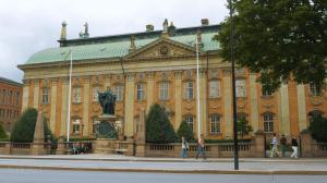 Всемирное природное наследие. Стокгольм, Швеция - Города мира