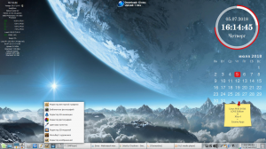 Linux Mint 19 LOVE Edition [64-bit] 1xDVD
