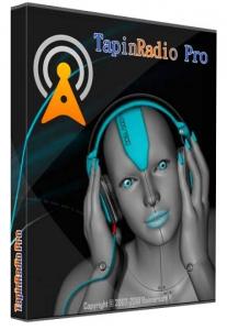 TapinRadio Pro 2.12.2 RePack (& Portable) by TryRooM [Multi/Ru]