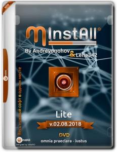 MInstAll by Andreyonohov & Leha342 Lite v.03.11.2019 [Ru]