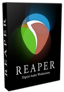 Cockos REAPER 5.985 RePack (& Portable) by TryRooM [Ru/En]