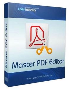 Master PDF Editor 5.6.09 RePack (& Portable) by elchupacabra [Multi/Ru]