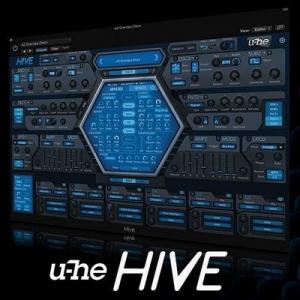 u-he - Hive 2.0.0.9033 VSTi, VSTi3, AAX (x86/x64) RePack by VR [En]