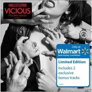 Halestorm - Vicious [Walmart Limited Edition]
