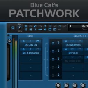 Blue Cat's PatchWork 2.4.1 VST, VST3, RTAS, AAX, STANDALONE (x86/x64) [En]