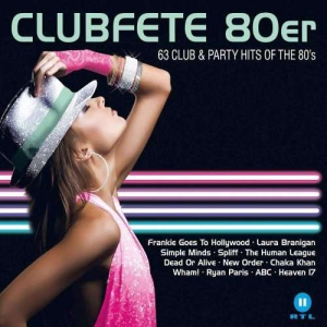VA - Clubfete 80er - 63 Club & Party Hits of the 80'S
