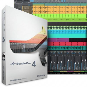 PreSonus - Studio One Professional 4.6.1.55987 [Multi]