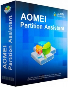 AOMEI Partition Assistant Technician Edition 8.3.0 RePack by KpoJIuK [Multi/Ru]