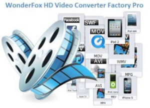 Wonderfox HD Video Converter Factory Pro 18.9 RePack (& Portable) by elchupacabra [Multi/Ru]