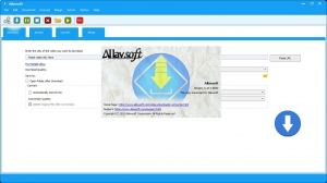 Allavsoft Video Downloader Converter 3.22.8.7551 RePack (& Portable) by elchupacabra [Multi/Ru]
