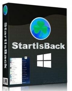 StartIsBack++ 2.8.7 StartIsBack+ 1.7.6 StartIsBack 2.1.2 RePack by elchupacabra [Multi/Ru]