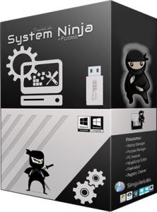 System Ninja 3.2.7 RePack (& Portable) by elchupacabra [Multi/Ru]
