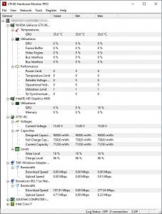 CPUID HWMonitor Pro 1.41 + Portable [En]