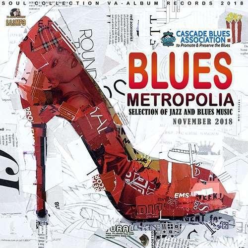 VA - Blues Metropolia MP3 (2018) скачать торрент бесплатно