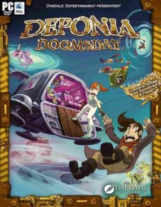 Deponia - Complete Collection