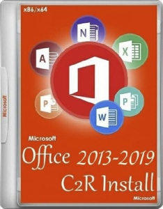 Office 2013-2019 C2R Install + Lite 7.04 Portable by Ratiborus [Ru/En]
