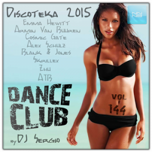 VA - Дискотека 2015 Dance Club Vol. 144