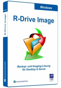 R-Drive Image 6.3 Build 6309 + BootCD [Multi/Ru]