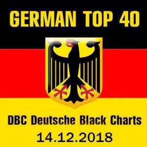 VA - German Top 40 DBC Deutsche Black Charts 14.12.2018