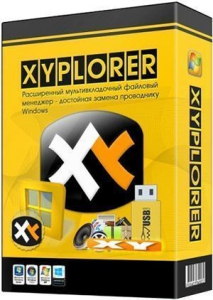 XYplorer 20.00.0000 RePack (& Portable) by elchupacabra [Ru/En]
